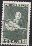 Saar Mi.-Nr. 309/13 auf Brief gepr.