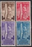 Italien Mi.-Nr. 448/51 **