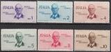 Italien Mi.-Nr. 514/19 **