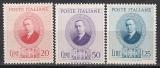 Italien Mi.-Nr. 601/03 **