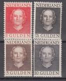 Niederlande Mi.-Nr. 540/43 **
