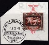 Deutsches Reich Mi.-Nr. 649 oo