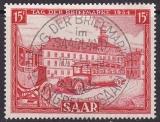 Saar Mi.-Nr. 349 oo