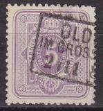 Deutsches Reich Mi.-Nr. 40 I D oo gepr.