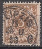 Deutsches Reich Mi.-Nr. 45 ca oo