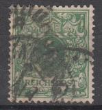 Deutsches Reich Mi.-Nr. 46 I oo gepr.