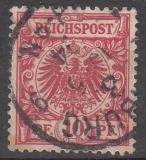 Deutsches Reich Mi.-Nr. 47 ca oo gepr.