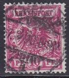 Deutsches Reich Mi.-Nr. 47 aa oo gepr.