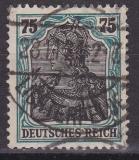 Deutsches Reich Mi.-Nr. 104 b oo gepr.