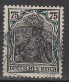 Deutsches Reich Mi.-Nr. 104 c oo gepr.