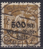 Deutsches Reich Mi.-Nr. 259 oo gepr.