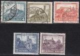 Deutsches Reich Mi.-Nr. 474/78 oo