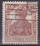 Deutsches Reich Mi.-Nr. 103 c oo gepr.