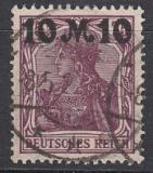 Deutsches Reich Mi.-Nr. 157 I oo gepr.