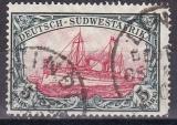 Dt. Kol. Südwestafrika Mi.-Nr. 32 Aa oo