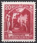 Liechtenstein-Mi.-Nr. 97 A **