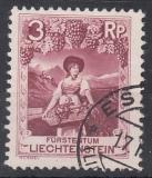 Liechtenstein-Mi.-Nr. 94 A oo