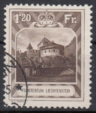 Liechtenstein-Mi.-Nr. 105 B oo