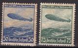 Deutsches Reich Mi.-Nr. 606/07 Y (*)
