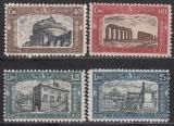 Italien Mi.-Nr. 249/252 **