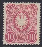 Deutsches Reich Mi.-Nr. 33 a * gepr.