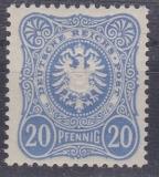 Deutsches Reich Mi.-Nr. 42 II c ** gepr.