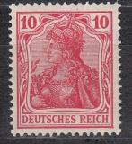 Deutsches Reich Mi.-Nr. 86 II f ** gepr.