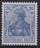 Deutsches Reich Mi.-Nr. 87 II c ** gepr.