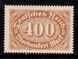 Deutsches Reich Mi.-Nr. 222 b ** gepr.
