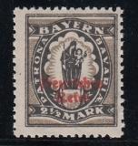 Deutsches Reich Mi.-Nr. 133 II **