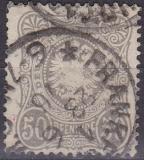 Deutsches Reich Mi.-Nr. 36 a oo gepr. BPP