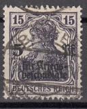 Deutsches Reich Mi.-Nr. 106 a oo gepr.