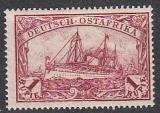 Dt. Kol. Ostafrika Mi.-Nr. 19 *