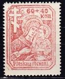 Deutsche Besetzung Russland Wlassow - Marke (*)