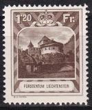 Liechtenstein-Mi.-Nr. 105 B **