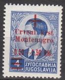 Dt.Bes. - Montenegro Mi.-Nr. 32 **