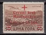 Dt.Bes. - Montenegro Mi.-Nr. 33 **