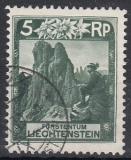 Liechtenstein-Mi.-Nr. 95 B oo