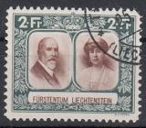 Liechtenstein-Mi.-Nr. 107 B oo