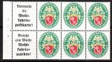 Deutsches Reich Mi.-Nr. H-Blatt 66 B **