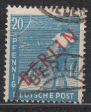 Berlin Mi.-Nr. 26 oo gepr. BPP