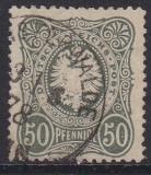 Deutsches Reich Mi.-Nr. 38 a oo gepr.