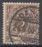 Deutsches Reich Mi.-Nr. 45 e oo