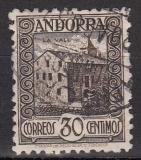 sp. Andorra Mi.-Nr. 21 B oo