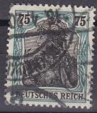 Deutsches Reich Mi.-Nr. 104 d oo gepr.