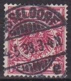 Deutsches Reich Mi.-Nr. 47 db oo gepr.