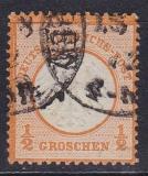 Deutsches Reich Mi.-Nr. 14 oo Mgl.