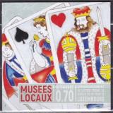 Luxemburg Mi.-Nr. 2113/2117 ** Markenheft