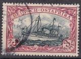 Dt. Kol. Ostafrika Mi.-Nr. 21 b oo (2)