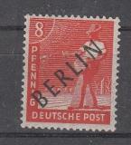 Berlin Mi.-Nr. 3 y ** Fotoattest